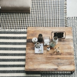 A selection of Scandinavian style rugs