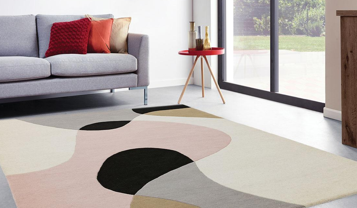 Matrix MAX55 Arc Pastel Rug