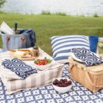 outdoor picnic rug