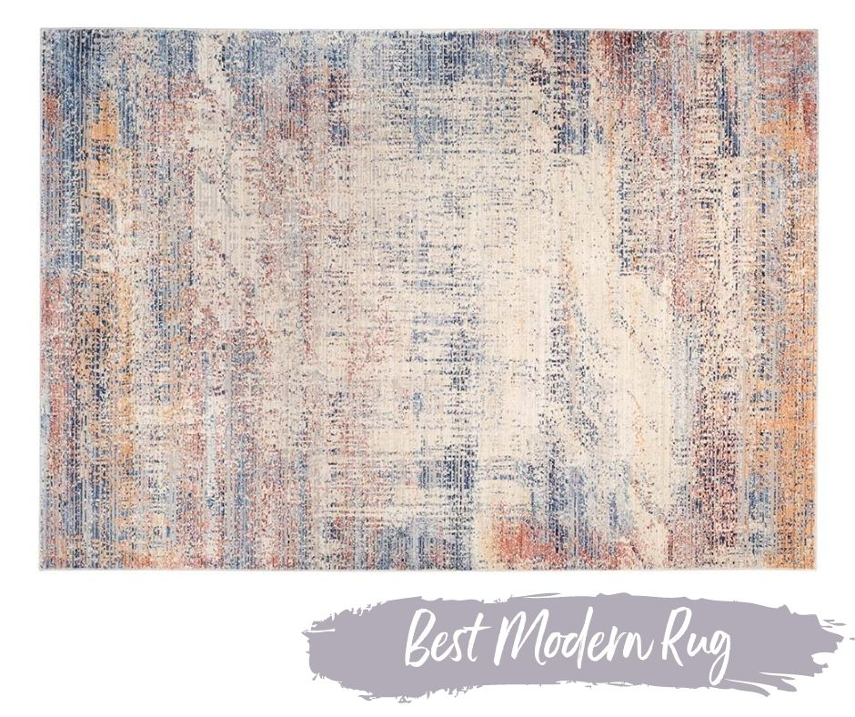 Best Modern Affordable Rugs - Shandon Rug
