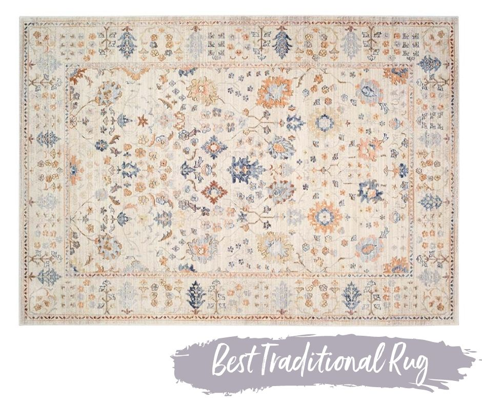 Best Traditional Rug - The Home Collection Elizabeth Rug