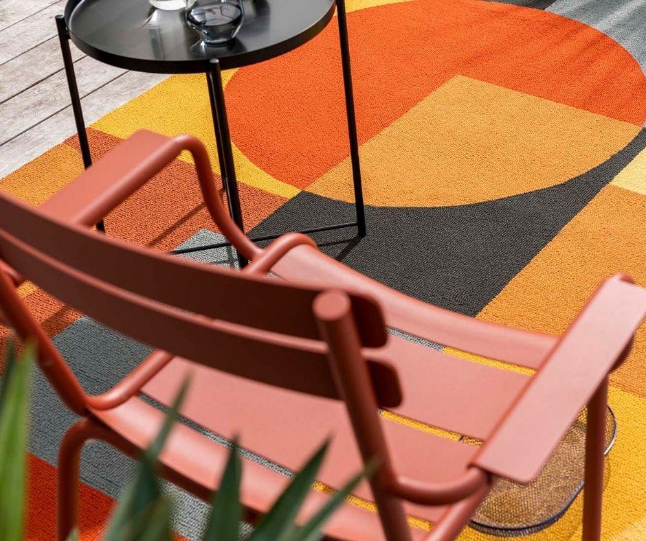 Brink & Campman Habitat Matisse In-Outdoor Rug