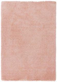 pink shagpile rug