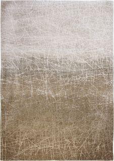 beige ombre rug