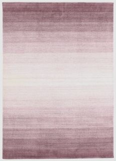 Large brown ombre rug