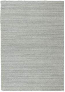 plain rug in grey