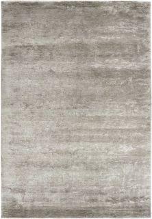 Large plain grey rug