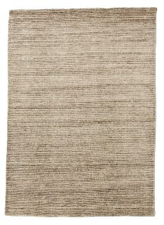 Area rug with geometric design in grey and white