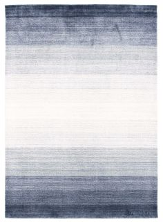 Large area rug with  abstract design in beige
