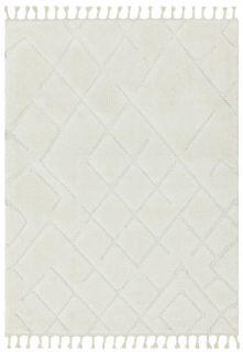 moroccan style cream rug