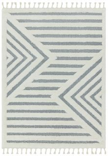 geometric moroccan style rug