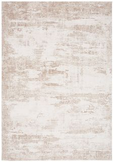 beige abstract rug