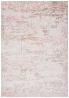 abstract pink area rug