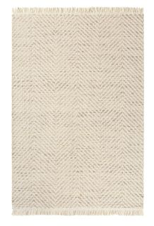 Woven beige brink and campman rug