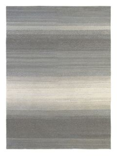 abstract grey wool brink and campman rug