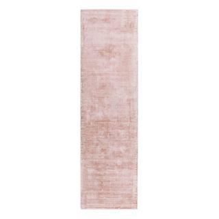 plain pink runner