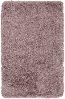 purple shagpile rug
