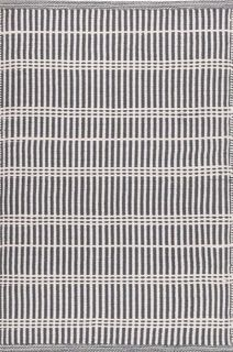 grey stripe indoor/outdoor runner