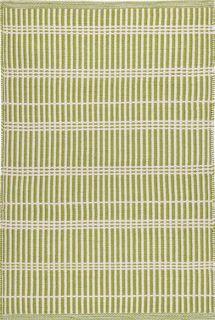 green stripe indoor/outdoor rug