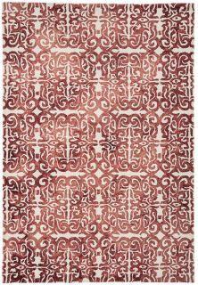 Fresco Rug Red
