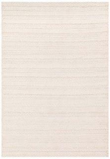 textured indoor/outdoor rug in cream