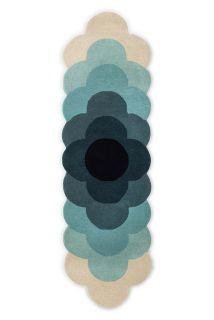 Orla Kiely Optical Flower Teal Runner 061207