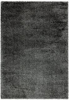 charcoal shaggy rug