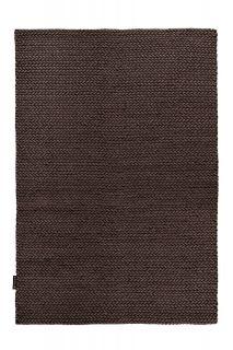 plain brown wool rug