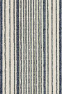 Mattress Ticking Cotton Woven Rug