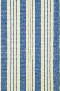 Staffordshire Stripe Cotton Woven Runner 76x244cms