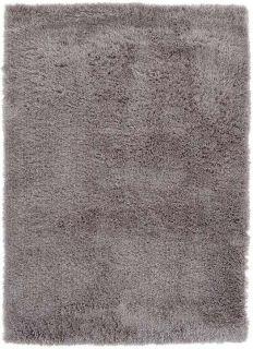 plain taupe shaggy rug