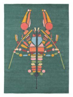 Ted Baker Emerging Lobster Green 160407