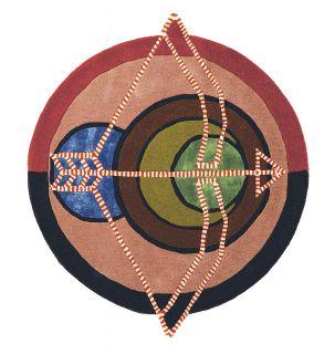 Ted Baker Zodiac Sagittarius Circle 161905