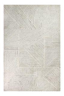 cream washable lorena canals wool rug