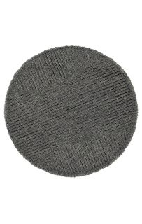 round lorena canals rug in grey and green