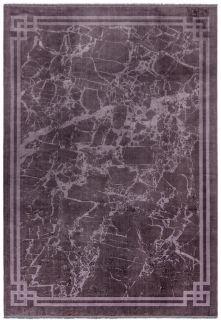 purple bordered rug