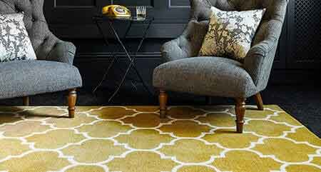Outdoor Mustard Rugs